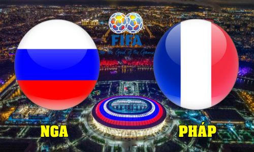 Mibet nhận định Nga - Pháp