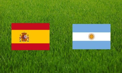 Mibet nhận định Tây Ban Nha - Argentina