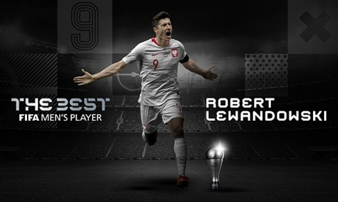 FIFA The Best 2020: Gọi tên Lewandowski