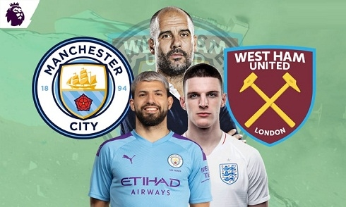 Tip bóng đá 19/02/20: Man City vs West Ham