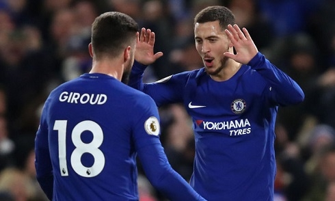 Video bóng đá Premier League: Southampton 2-3 Chelsea