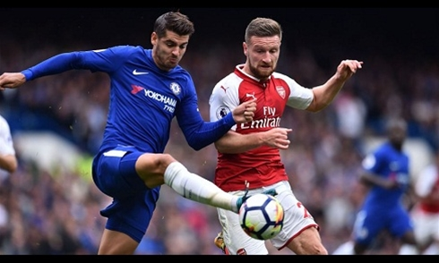 Video bóng đá ICC 2018: Arsenal 1-1 Chelsea (Pen: 6-5)